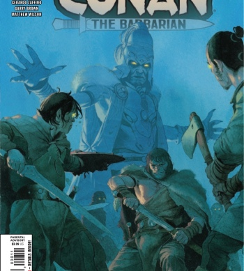 Conan The Barbarian #6 Review – Weird Science Marvel Comics