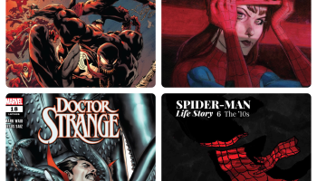 Marvel Comics Best Covers of the week of September 4th, 2019
