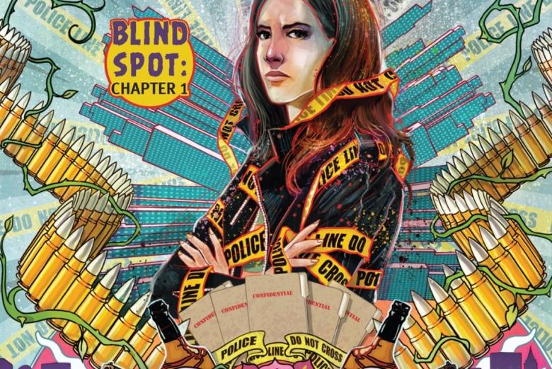 Jessica Jones: Blindspot #1 Review – Weird Science Marvel Comics