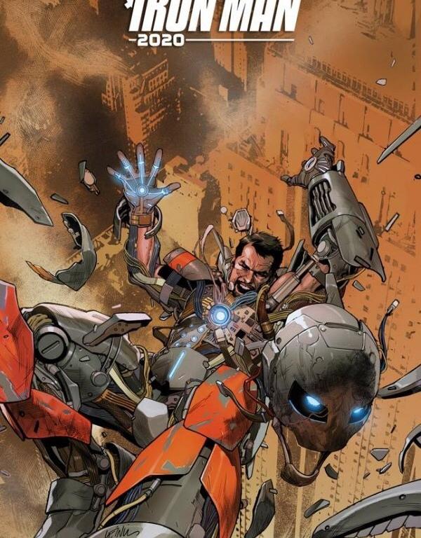 Dan Slott S Time Is Up On Iron Man Weird Science Marvel Comics
