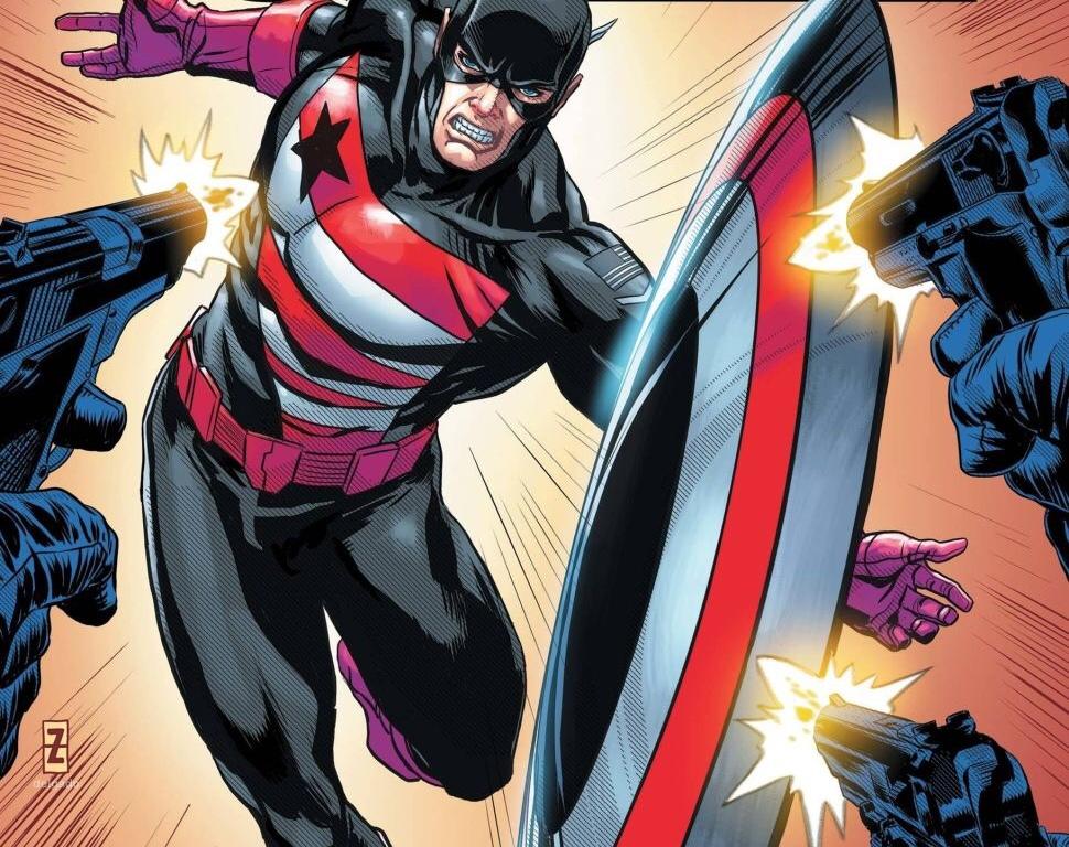 John Walker U.S.Agent #1 Review – Weird Science Marvel Comics
